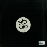Back View : Unknown - NOMO 004 (BLUE MARBLED, VINYL ONLY) - Nomo / NOMO004