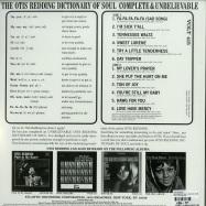 Otis Redding - DICTIONARY OF SOUL COMPLETE & UNBELIEVABLE