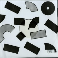 Back View : Tensnake - MACHINES / BLACK AS FLIES - True Romance / TREP015