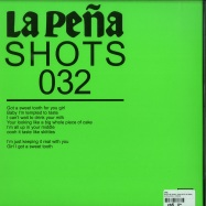Back View : Fabe - DOPE LEE RONE / ASK KATE (10 INCH / VINYL ONLY) - La Pena Shots / LPAS032