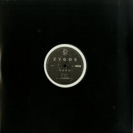 Back View : Zygos - SUDD (DPRTNDRP REMIX) - Cue Line Records / CLV003