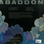 Back View : Abaddon - S/T - Orbeatize / ORB 12