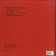 Back View : Thomas P. Heckmann - BODY MUSIC REMIXES (RED & BLACK MARBLED VINYL + MP3) - Monnom Black / MONNOM016