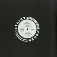 Back View : Various Artists - BROKEN DISTRICT 03 - Broken District / BKD003