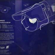 Back View : NMSS - PANOPTICON EP (INCL TC80 RMX / VINYL ONLY) - Flat Earth Records / FER001