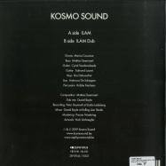 Back View : Kosmo Sound - ILAM / ILAM DUB (DANIEL BOYLE REMIX) (10 INCH) - Zephyrus Records / ZEPLP045