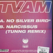 Back View : Tvam - NO SILVER BIRD  (LTD YELLOW 7 INCH, RSD 2019 ) - Psychic Data / PSYD007