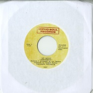 Back View : Lou Watson - PLEASE DONT LEAVE / DAYDREAMING (7 INCH) - Izipho Soul / ZP25