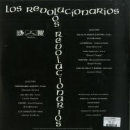 Back View : Los Revolucionarios - LOS REVOLUCIONARIOS (180G LP) - Vampisoul / VAMPI 191 / 00133781