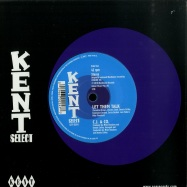 Back View : C.J. & Co. - RAINMAKER / LET THEM TALK (7 INCH) - Kent Select  / CITY059
