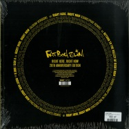 Back View : Fatboy Slim - RIGHT HERE RIGHT NOW (YELLOW VINYL) - Skint / 4050538455427