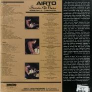 Back View : Airto - SAMBA DE FLORA (LP + MP3) - Soul Jazz / SJRLP436 / 05177711