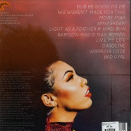 Back View : Mungos Hi Fi x Eva Lazarus - MORE FYAH (LP) - Scotch Bonnet / 00135085