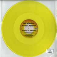 Back View : Rockers Revenge ft Donnie Calvin - WALKING ON SUNSHINE (YELLOW COLOURED VINYL) - Full Intention Records / FI026V