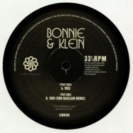 Back View : Bonnie & Klein - 1883 (RON BASEJAM REMIX) - Is It Balearic / IIB 054