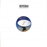 Back View : Capsule Network - COLUNDI INTERCEPTION 2 - WeMe Records / WeMe058