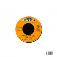 Back View : Lee Moses - POURING WATER ON A DROWNING MAN / NEVER IN MY LIFE (7 INCH) - Outta Sight / OSV201