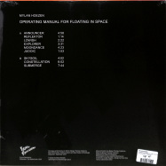 Back View : Mylan Hoezen - OPERATING MANUAL FOR FLOATING IN SPACE (LP) - Futura Resistenza / RESLP005