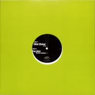 Back View : Silat Beksi / Incolor - MA SQUA SERIES 2 EP (MINT GREEN VINYL) - La Clap / LACLAP005
