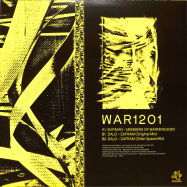 Back View : Bufiman / DALO - WAR1201 (PHILIPP OTTERBACH REMIX) - WARNING / WAR1201