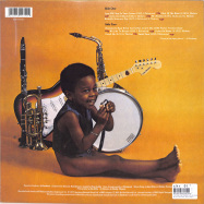 Back View : Mother Freedom Band - CUTTING THE CHORD (LP) REISSUE 140G VINYL) - BE WITH RECORDS / BEWITH068LP