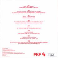 Back View : Frankie Knuckles & Eric Kupper - THE DIRECTORS CUT COLLECTION (2LP) - SoSure Music / SSMDCLP1V3