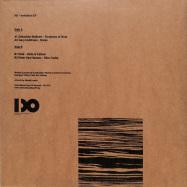 Back View : Sebastian Mullaert, Gary Holldman, Neel , Peter Van Hoesen - INVITATION - International Day Off / IDO015