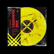 Back View : Paolo Ferrara, Lorenzo Raganzini - LOCKDOWN ERA (2X12 / YELLOW BLACK MARBLED VERSION) - HEX Recordings / XXX0001