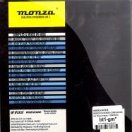 MONZA CLUB IBIZA COMPILATION VOL 1 (CD)