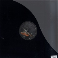 Back View : Space DJz - 20 MILLION MILES TO EARTH EP - Naked Lunch / NL1214