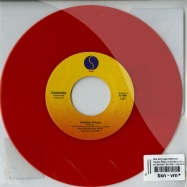 Back View : Red Hot Chili Peppers / Ramones - HAVANA AFFAIR (7 INCH RED VINYL) - Sire Records / 527423-7 / 4942888