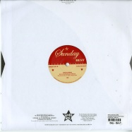 Back View : Kitty, Daisy & Lewis - MESSING WITH MY LIFE (10 INCH) - Sunday Best / sbestt103