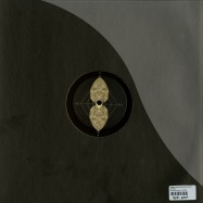 Back View : Marco Novalis & Kevin Follet - LETTER A - Drummond Records / DMV001