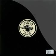 Back View : Master Mind - FUCKING BASTARDZ EP - Head Fuck Records  / hdf034