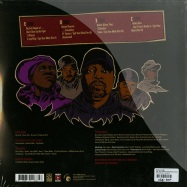 Back View : Public Enemy - THE  EVIL EMPIRE OF EVERYTHING (2X12 LP, 180G) - Suburban Records / burblp110
