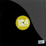 Back View : James Johnston / Liam Geddes / Tomson & Leader / Banjax - UNDERGROUND FREQUENCIES 2 EP - 124 Recordings / 124R 006