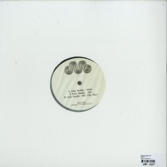Back View : Archie Hamilton - TIME EP (180 G VINYL) - Moscow / Moscow 017