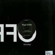 Back View : Paul Ursin - UNIVERSE EP - OFF SPIN / OFFSPIN032