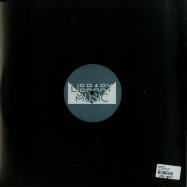 Back View : Kromestar - THE PROGRESS / DEVI - Library Music / LM002V