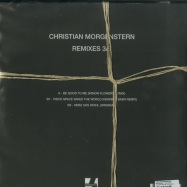 Back View : Christian Morgenstern - KSQ BUNDLE 1 (3X12 INCH) - Konsequent Records / KSQ Bundle 1