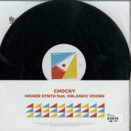 Back View : Chocky - HIGHER SYNTH EP (ORLANDO VOORN REMIX) - Flumo Limited / fltd012