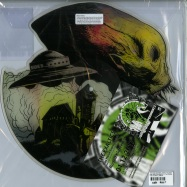 Back View : The Exaltics feat. Rudolf Klorzeiger - DAS HEISE EXPERIMENT 2 - THE PREQUEL (SHAPE PICTURE VINYL EDITION) - Solar One Music / SOM044