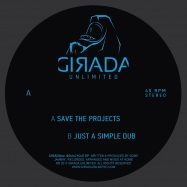 Back View : Girada Unlimited - SOULCYCLE EP - Girada Unlimited / GIRADA02