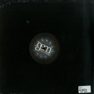 Back View : Eitan Reiter - FLUX EP - GEM RECORDS / GEM052