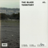 Back View : The Blaze - TERRITORY (EP + MP3) - Animal 63 / M6535 / 7724406