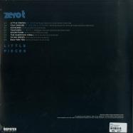Back View : Zero T - LITTLE PIECES (2X12 LP) - Dispatch / DISZTLP002