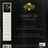 Back View : Space - MAGIC FLY (REMIXES) - Nang / NANG174
