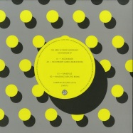 Back View : Gel Abril & Oskar Szafraniec - MOONRAKER EP (ILARIO LIBURNI, SEB ZITO REMIX) - Cardinal / CAR013