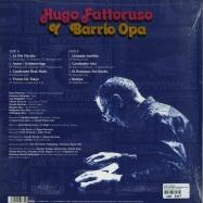 Back View : Hugo Fattoruso - HUGO FATTORUSO Y BARRIO OPA (180 G VINYL) - Far Out Recordings / FARO204LP