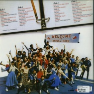 Back View : Various Artists - GREASE O.S.T. (180G 2X12 LP + MP3) - Polydor / 6772972